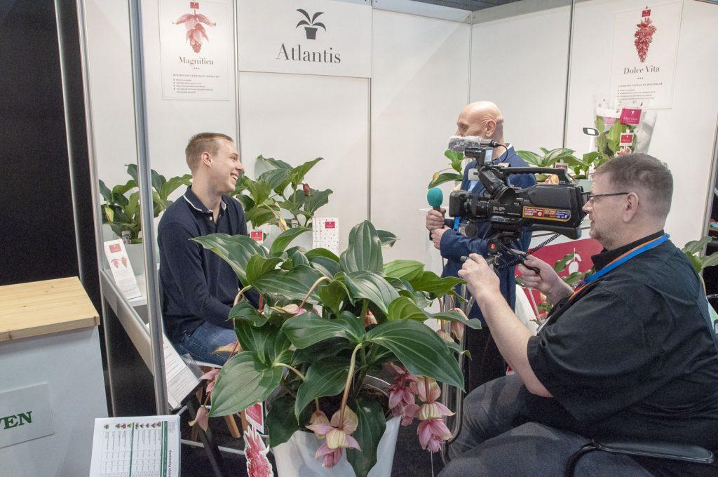 Trade Fair royal Flora Holland